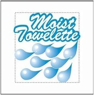 Moist Towelettes 4 X 6 100 Count