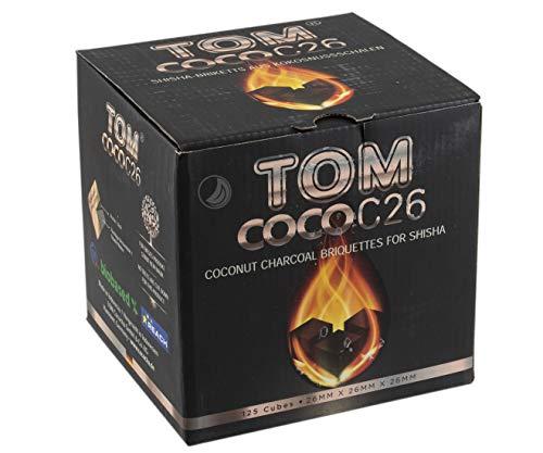 Tom Cococha Cococha Coco Coconut C26 für Shisha 2 kg
