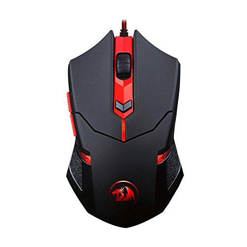Redragon S113 RGB Wired Gaming Keyboard With Optical Mouse