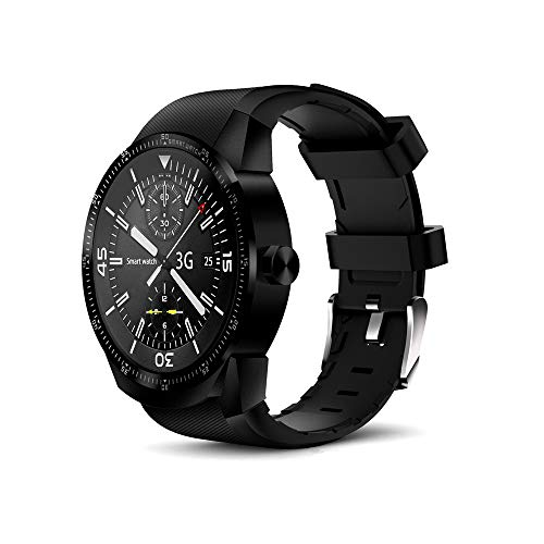 Multifunctional Smart Watch for Android OS by Indigi, 1.3' HD, DualCore, 512MB RAM, 44mm