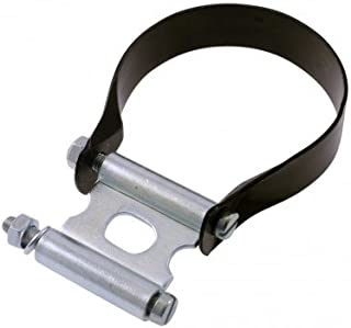 D/échappement Collier de serrage avec vis Peugoet 103/cyclomoteur