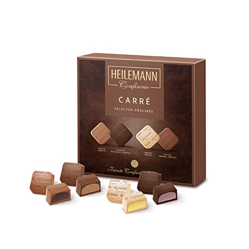 Heilemann Carré Selected Pralinés, 128g