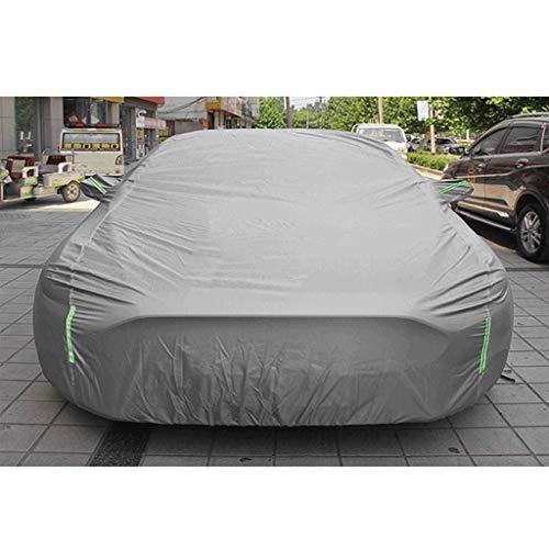 GAOY-CAR COVERS Housses de Voiture compatibles avec Housse de Protection Automobile Lincoln Mkz Mainland Mkc Navigator Mkx de Lincoln Mkz (Color : Silver, Size : Navigator)