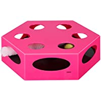 Wingpet Interactive Automatic Cat Exercise Teaser Toy