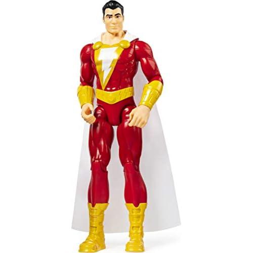 DC Comics, SHAZAM, Personaggio da 30 cm Articolato, dai 3 Anni, 6056780
