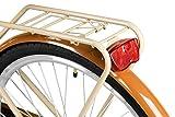 Zoom IMG-1 milord bikes bicicletta comfort marrone