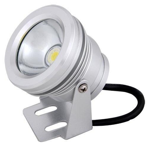 Sonline 8W LED Blanc Projecteur impermeable IP67