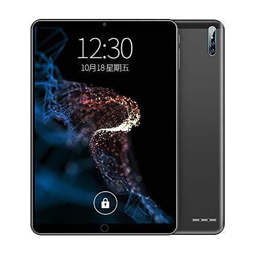 Tablet 12 Inch Android 8.1 Pie, 8GB RAM + 128GB ROM with Quad-Core Processor- Dual SIM| 8600mAh| WiFi| Bluetooth| GPS| 8+16 MP Camera, Metal Body
