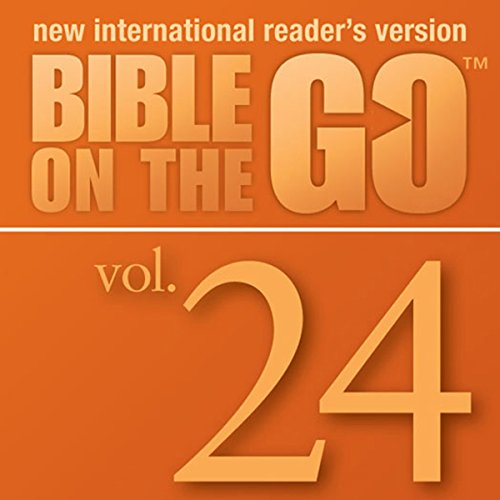 Bible on the Go, Vol. 24: The Story of Queen Esther (Esther 1-5, 7-9) audiobook cover art