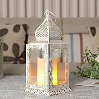 Jhy Design Decorative Candle Lantern