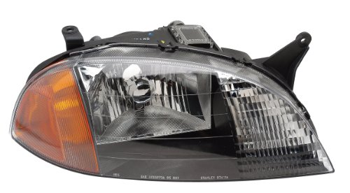 Eagle Eyes GM299-A001L Chevrolet Driver Side Head Lamp