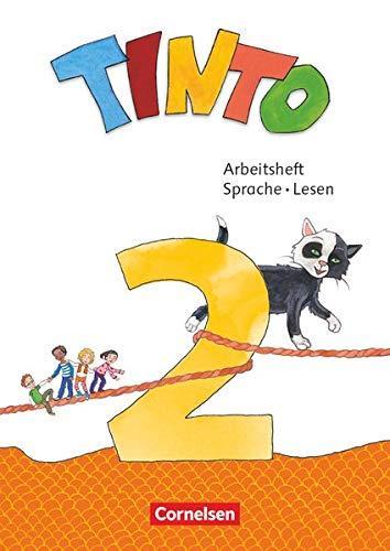 Tinto Sprachlesebuch 2. Schuljahr - Arbeitsheft Sprache und Lesen