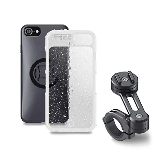 SP Connect Moto Bundle - Halterung inkl. Cover und Displayschutz, iPhone 8/7/6s/6