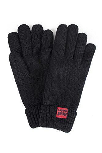 Heat Holders - Gants - Homme - Noir - Noir - petit