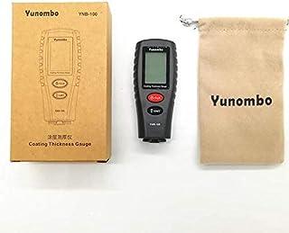 مقياس ال سي دي لقياس سمك طلاء السيارة الرقمي لكشف السمكرة من يونومبو
