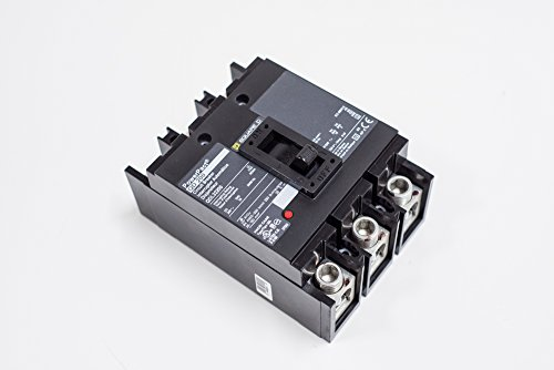1- Square D QBL32225 Molded Case Circuit Breaker (Q-Frame) 225 AMP, 3 POLE, Unit Mount, HACR Rated