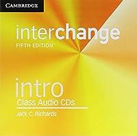 Interchange Intro Class Audio CDs