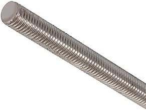 18-8 Stainless Steel Fully Threaded Rod, 1/4
