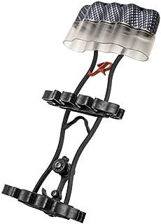 Carbon Express Rage Cage Quiver 5-Arrow Quiver Black 32200