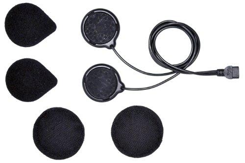 Sena SMH10R-A0202 Altoparlante Sottile per Auricolare e Interfono Bluetooth per Motocicletta a Basso Profilo SMH10R