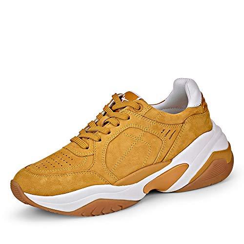 Tamaris Fashletics Dames Sneaker Geel
