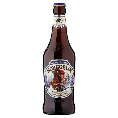 Wychwood Hobgoblin Beer - 50 cl