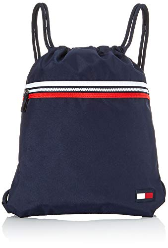 Tommy Hilfiger - Kids Core Drawstring Backpack, Mochilas Uni