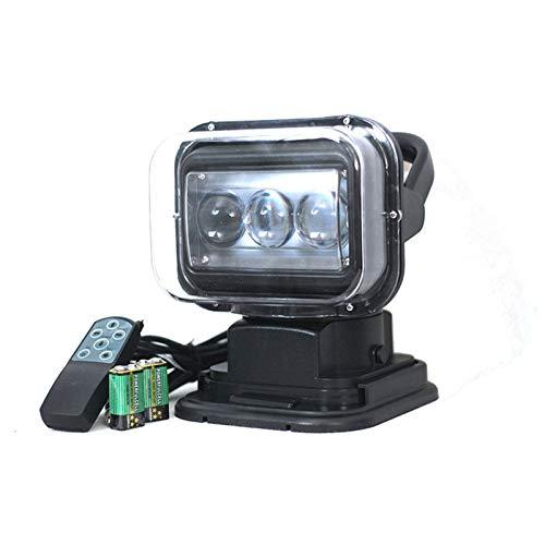 Tira de luz LED 60W LED Control Remoto Light Light Light Light Light BIERCA DE LA Busca DE LA Busca DE LA LUZ DE LA LUZ DE LA VEHÍCULO Remoto CONTROBLER Tira de luz (Size : Black)