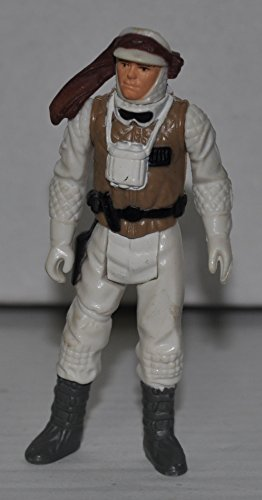 Vintage Luke Skywalker (Hoth Battle Gear) / Luke Skywalker (Hoth Outfit) (1980) (ESB) - Star Wars Universe Action Figure - Collectible Replacement Figure Loose (OOP Out of Package & Print)