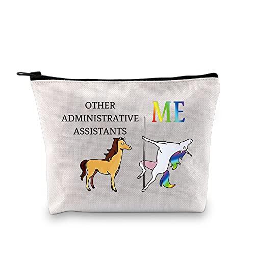 Administrative Assistant Taschen Lustige Administrative Assistent Geschenke Andere Administrative Assistants Me Make-up Tasche Kosmetiktasche