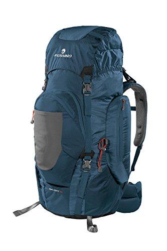 Ferrino Chilkoot 75, Zaino da Trekking Unisex, Blu, 75 L