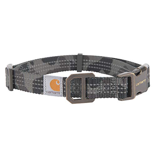 Carhartt Pet Collars, Tradesman Collar, L, CH Duck Camo Tarmac