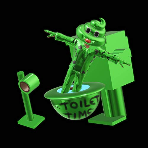 Poop on the Toilet Seat