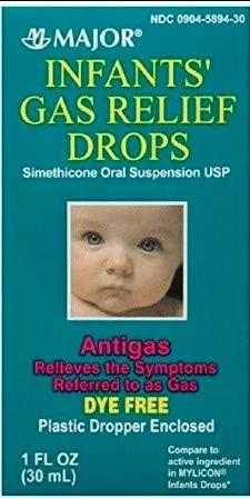 Simethicone Gas Drops