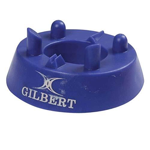 Gilbert T-Shirt Unisexe 320 Precision Kicking, Bleu, Taille Unique