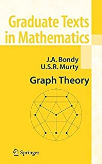 Graph Theory (Graduate Texts in Mathematics) by Adrian Bondy (2008-08-28)
