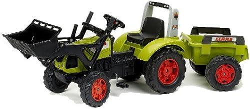 Falk Claas 1040M Pedal Tractor Juguete de Montar - Juguetes de Montar (530 mm, 1960 mm, 660 mm, 13,6 kg, 965 mm, 530 mm)