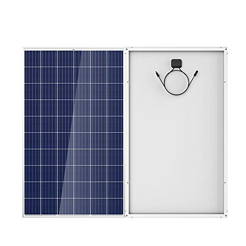 ZSPSHOP 270w Polykristallines Solarpanel 300W Monokristallines Photovoltaik-Solarpanel Photovoltaik-Hausnetz,270Wpolycrystalline