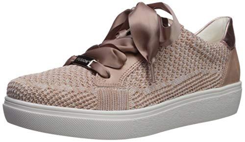 ARA Women's Natalya Shoe, Powder Woven, 5.5 W UK (8 US)