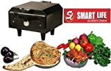 Smart Life Cast Iron Electric Tandoor (Black)