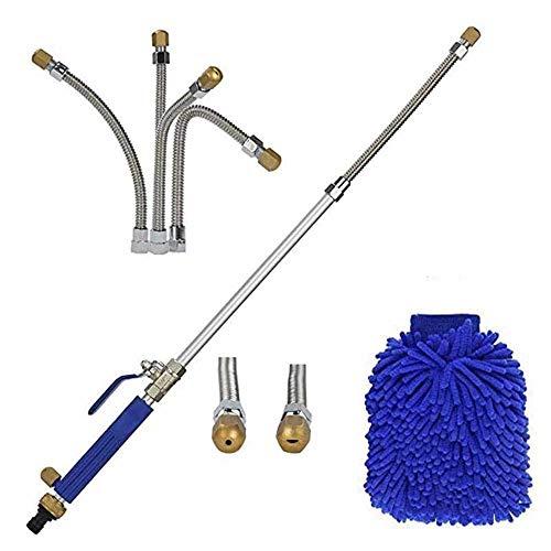 7PCS de Alta Presión del coche pulverizador Lavadora EVA mangos de metales portátil de pressure a prueba de Fugas Bomba de agua de lavado de pistolas de agua para el lavado de riego