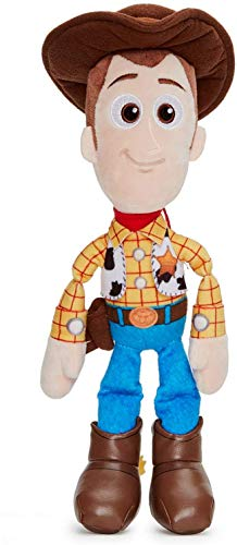 "Toy Story - Peluche 11'80""/30cm Sheriff Woody, Il Cowboy qualità Super Soft"