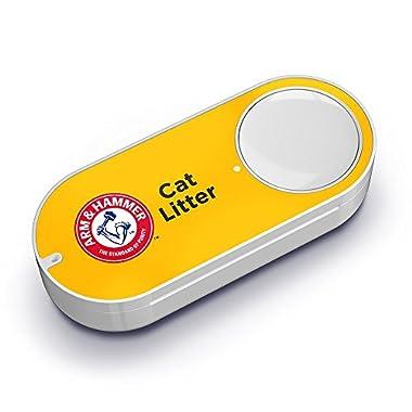 Arm & Hammer Cat Litter Dash Button