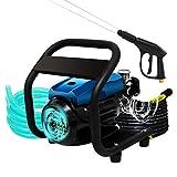 1450 PSI 1.72GPM 1800W Nettoyeur haute pression PoweredInduction moteur