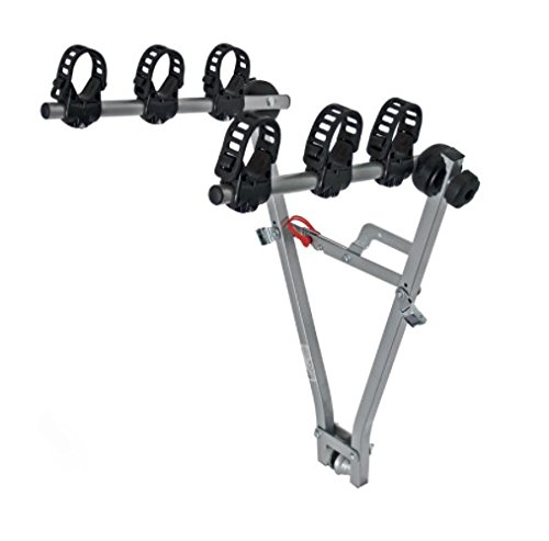 Menabo - Portabicicletas colgante Marius para 3 bicicletas