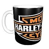 Taza de café Harley Davidson de 325 ml