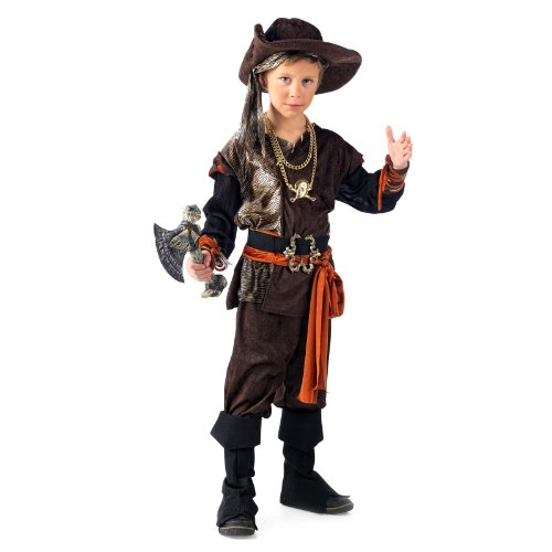 Limit Sport – Costume de Pirate Aventurero pour enfant (mi742)
