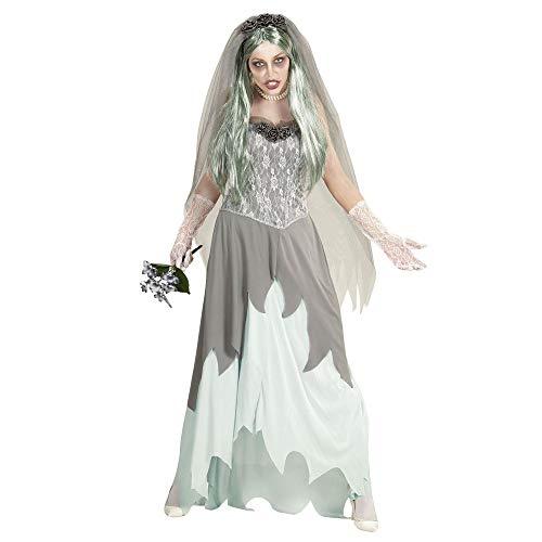Widmann Adultes Costume Zombie Mariée