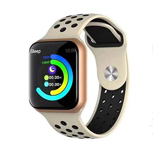NBSXR Fitness Tracker met hartslagmeter, Activiteitstracker, Stappenteller, Slaapmonitor, IP67 Waterdichte Fitness Watch, voor Kinderen Vrouwen en Mannen