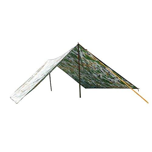Numérique Camouflage Tente De Sentiers De Randonnée Abri Extérieur étanches